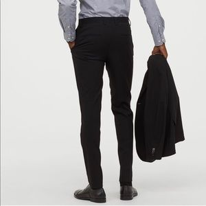 Mens Black dress pants